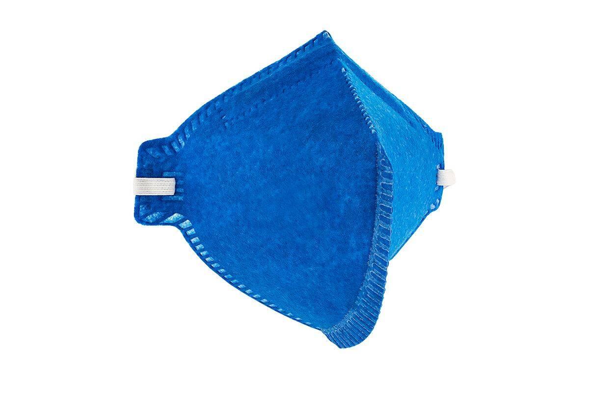 A máscara mais indicada é a PFF-2 ou N95, pois filtra 98% das partículas suspensas no ar (Foto: Pixabay)