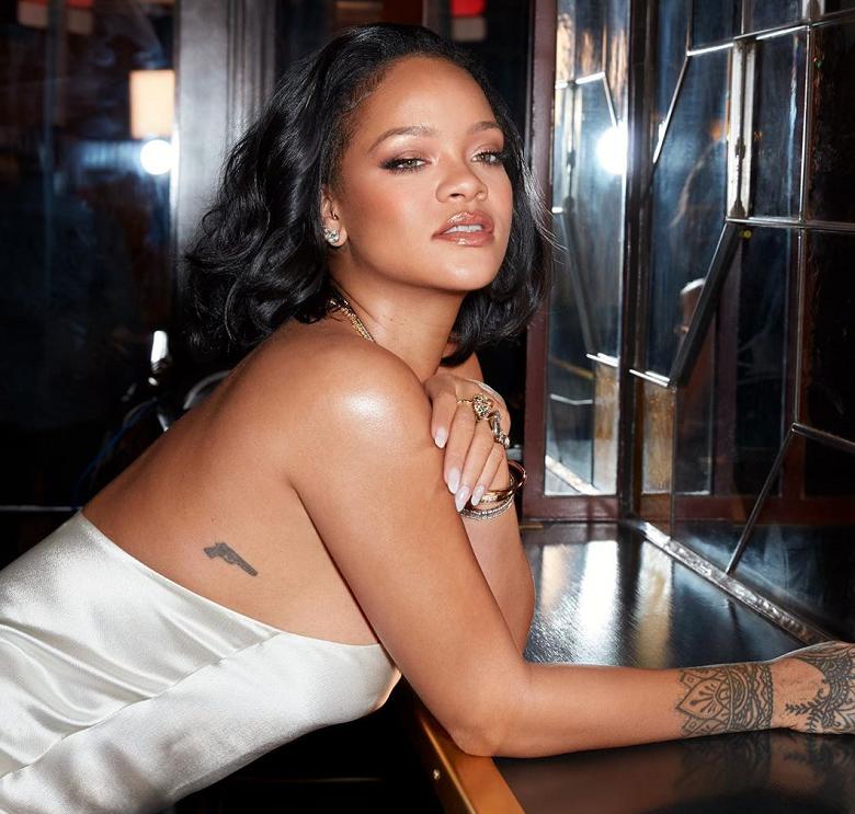 3 - Rihanna: 42,91 millones de seguidores (Foto: Instagram)