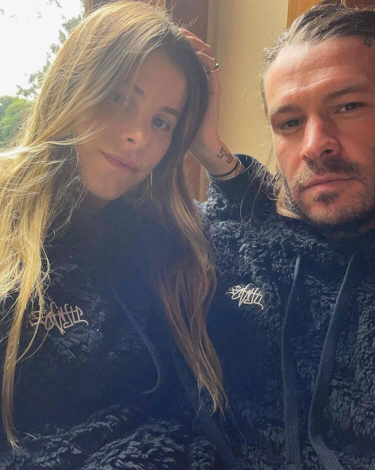 A influenciadora digital Shantal Verdelho, esposa do modelo Mateus Verdelho e mãe do pequeno Filippo, de dois anos de idade, teve que ser internada na noite dessa segunda-feira (31), após sentir contrações. Mas, felizmente, já teve alta hospitalar. (Foto: Instagram)