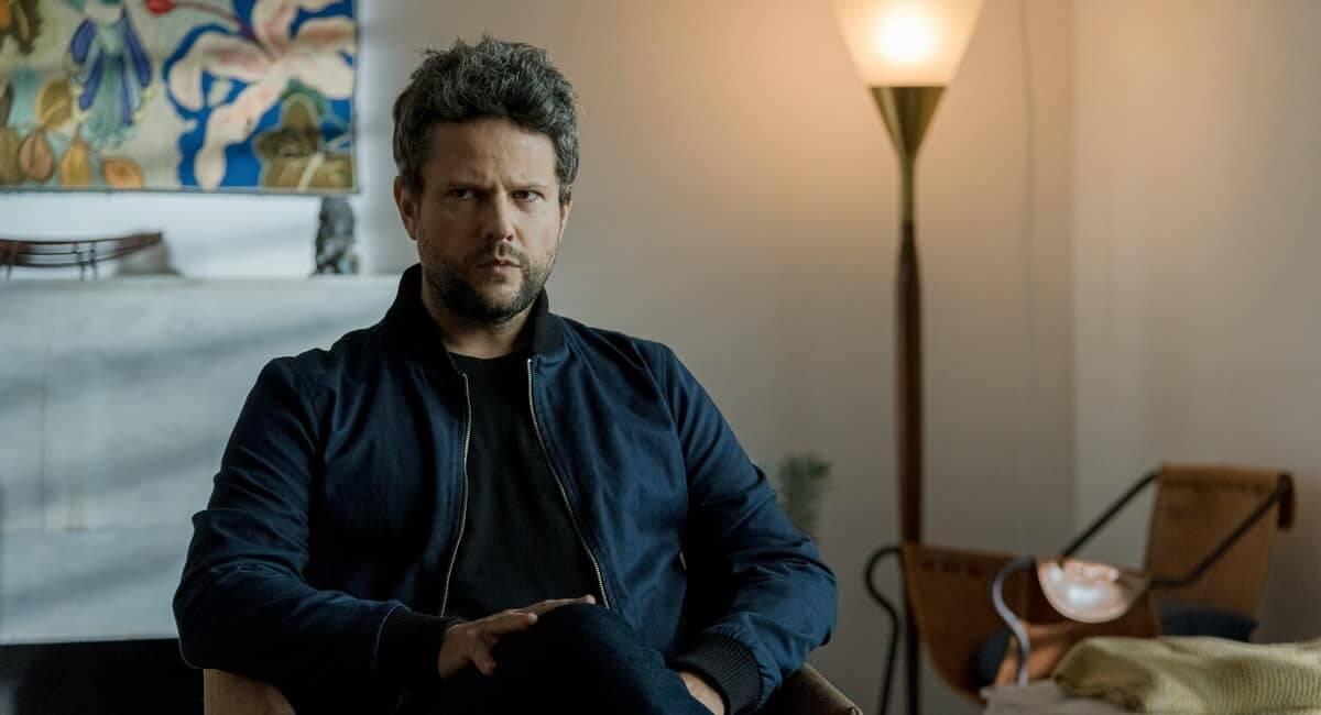 O ator é muito discreto com sua vida pessoal (Foto: Sessão de Terapia)