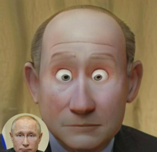 Putin (Foto: Instagram)