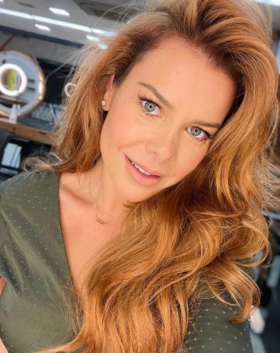 Fernanda começou a atuar ainda criança (Foto: Instagram)