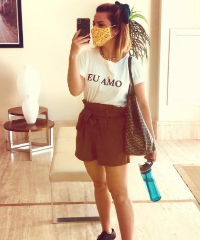Fernanda revelou que recebeu apoio de sua família (Foto: Instagram)