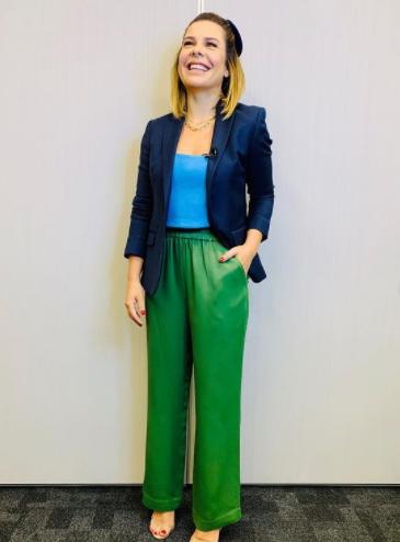 A atriz pausou seus programas e canal de vídeos (Foto: Instagram)