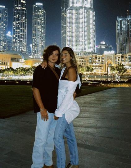 Desde então, a modelo tem compartilhado fotos do casamento e da Lua de Mel (Foto: Instagram)