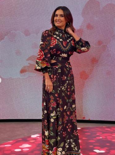 A apresentadora é uma referência de estilo (Foto: Instagram)