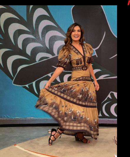 Fátima é mais uma das famosas que se pronunciou após a fala do político (Foto: Instagram)