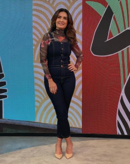 Fátima é um nome influente na televisão (Foto: Instagram)
