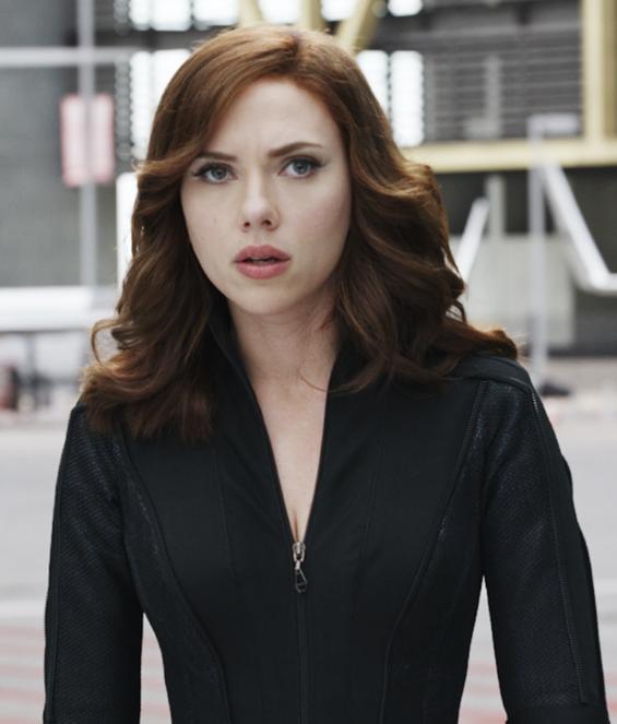 Natasha não foi a primeira Viúva Negra da Marvel, apenas a mais famosa. Mais de 20 anos antes dela aparecer, uma jovem chamada Claire Voyant apareceu e ganhou o mesmo codinome. (Foto: Pinterest)