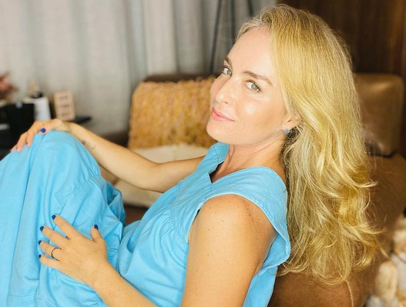 A apresentadora Angélica terá um programa na HBO Max. (Foto: Instagram)