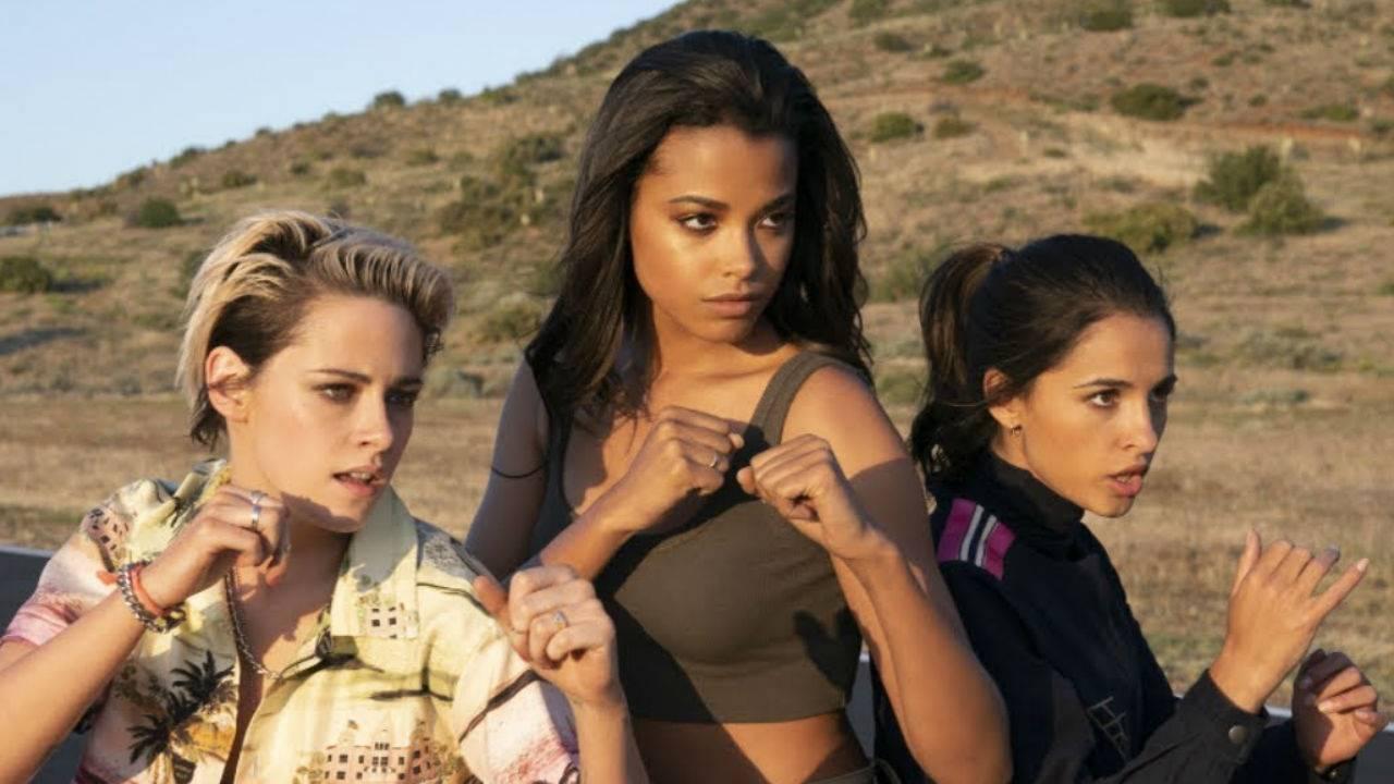 """Ela também participou de algumas produções como a nova versão dos filmes """"As Panteras"""". (Foto: Divulgação)"""