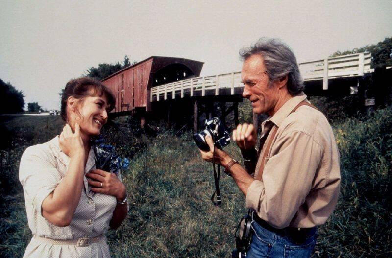 """""""As Pontes de Madison"""", 1995 (Foto: Divulgação)"""