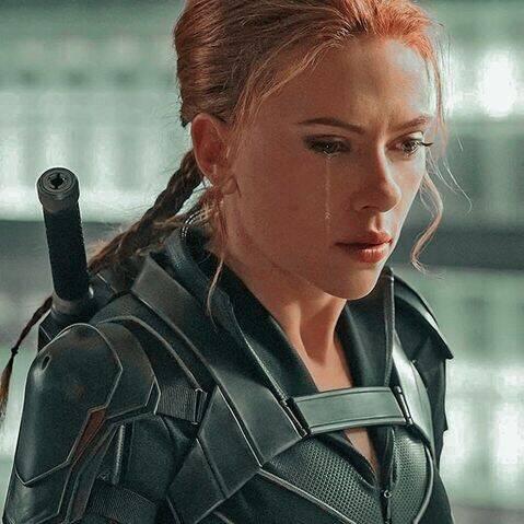 Ela também já se relacionou com o Soldado Invernal, Demolidor, Hércules e vários outros (Foto: Pinterest)