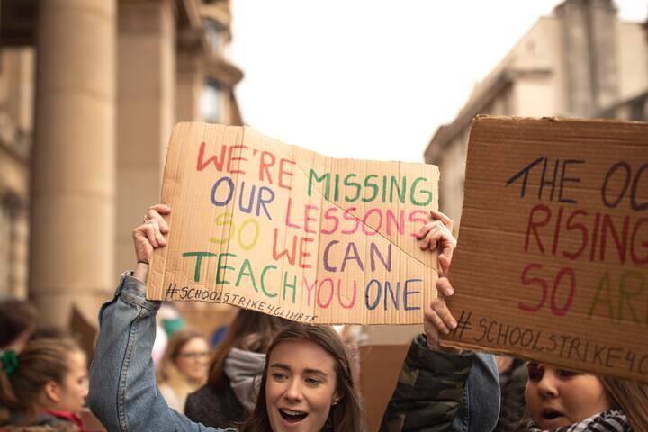 A pauta do momento era as diferenças entre a Geração Z e os chamados Millennials (Foto: Unplash)