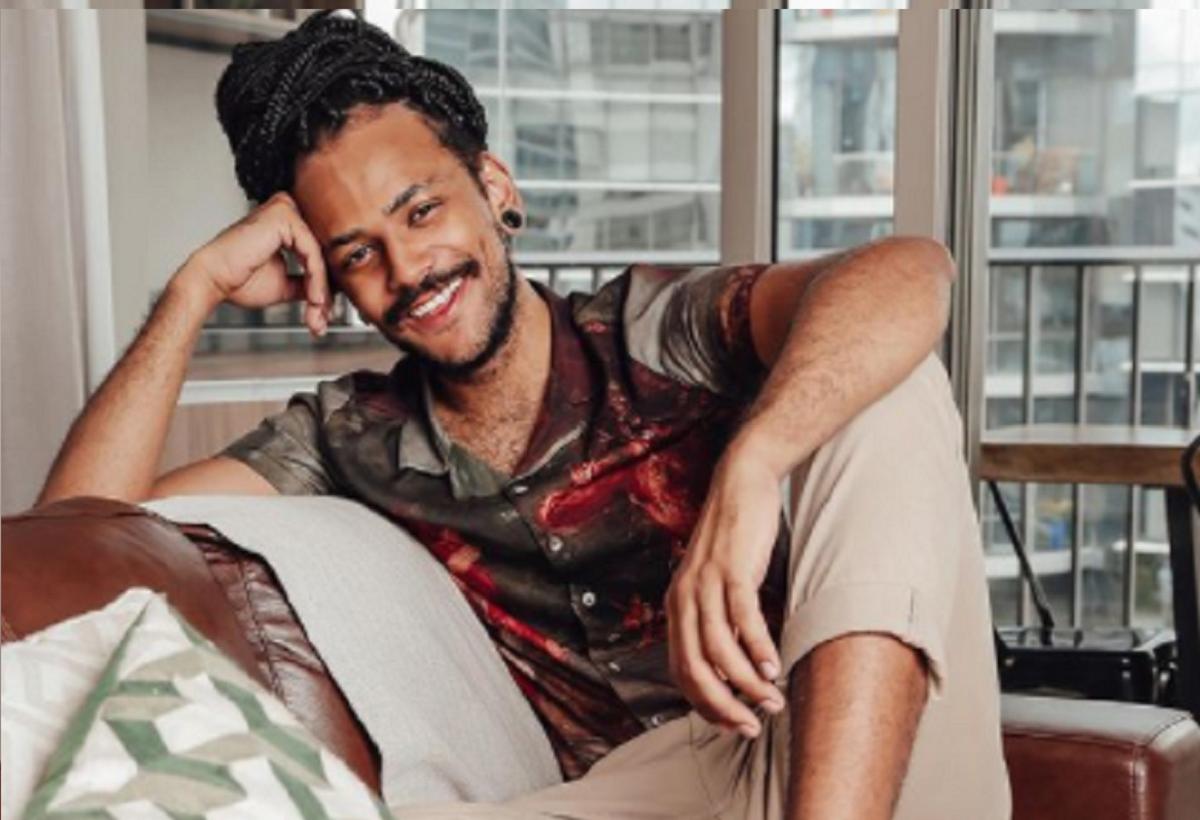 As novidades não param por aí, já que João Luiz foi escalado para o time de apresentadores do programa 'Trace Trends', uma parceria entre o Globoplay e o Multishow. (Foto: Instagram)