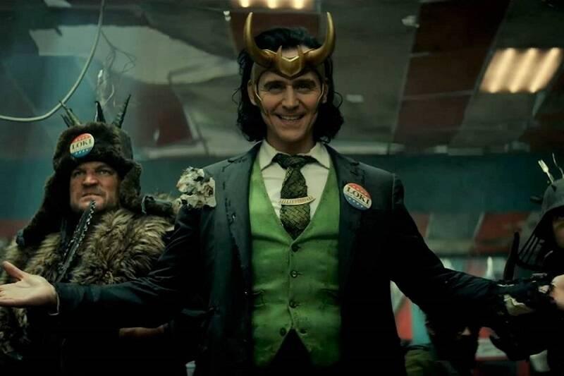 """A série se passa em 2012, após a fuga de Loki no filme """"Vingadores: Ultimato"""". (Foto: Divulgação)"""