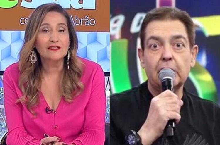 Sonia Abrão criticou a decisão da Rede Globo com relação a saída repentina de Faustão da emissora. (Foto: Divulgação)