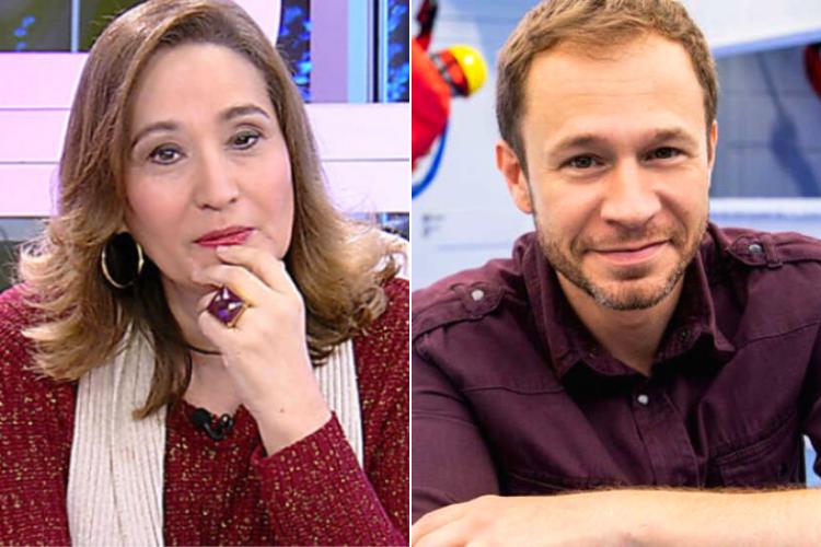 """Sonia Abrão destacou os elogios que Leifert recebeu nas redes sociais: """"Eu acho que criou um problema pra Rede Globo de Televisão"""" (Foto: Divulgação)"""