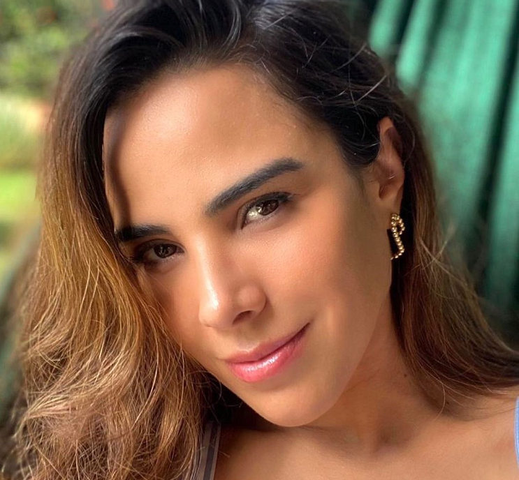 Wanessa Camargo renovou o visual com novo corte de cabelo. (Foto: Instagram)