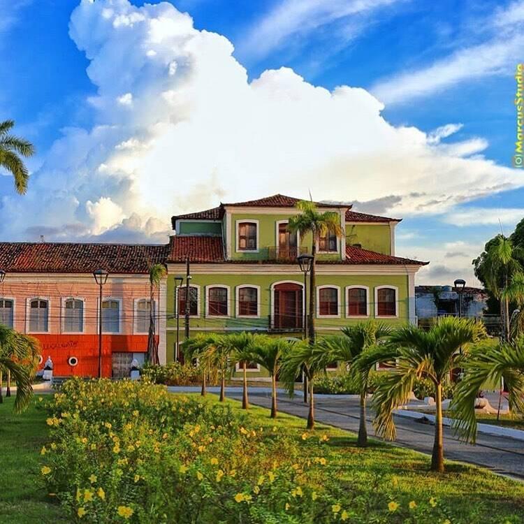 Porta de entrada para os Lençóis Maranhenses. Assim é conhecida a cidade de São Luís, a capital do Maranhão. (Foto: Instagram)