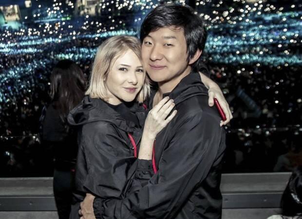 Os rumores começaram logo depois que Pyong deixou o confinamento de 'A Ilha'. (Foto: Instagram)