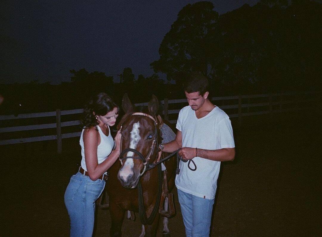 Tanto ele quanto Bruna são muito discretos quanto suas vidas pessoais. (Foto: Instagram)