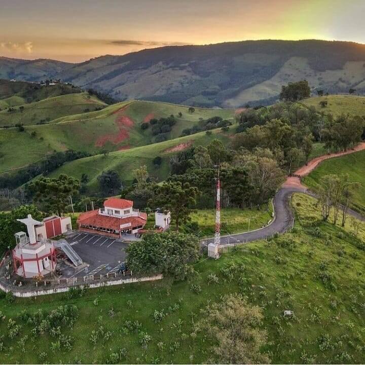 Socorro em outra região do Estado, mas também possui o clima romântico de montanha. (Foto: Instagram)