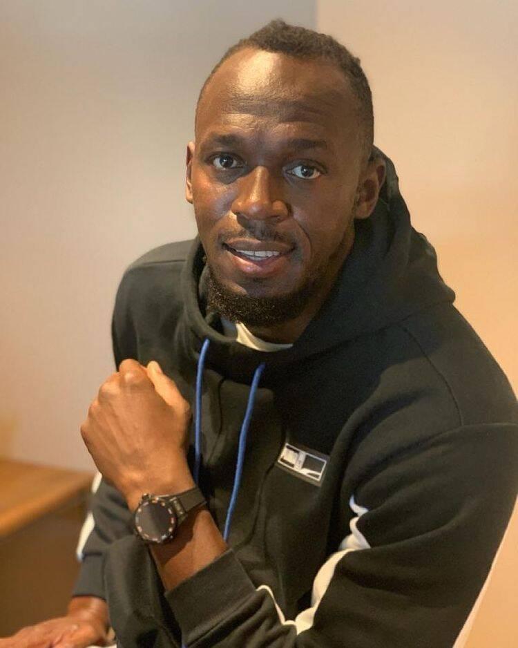Uma apresentadora foi processada por atitudes racistas contra o atleta Usain Bolt (Foto: Instagram)