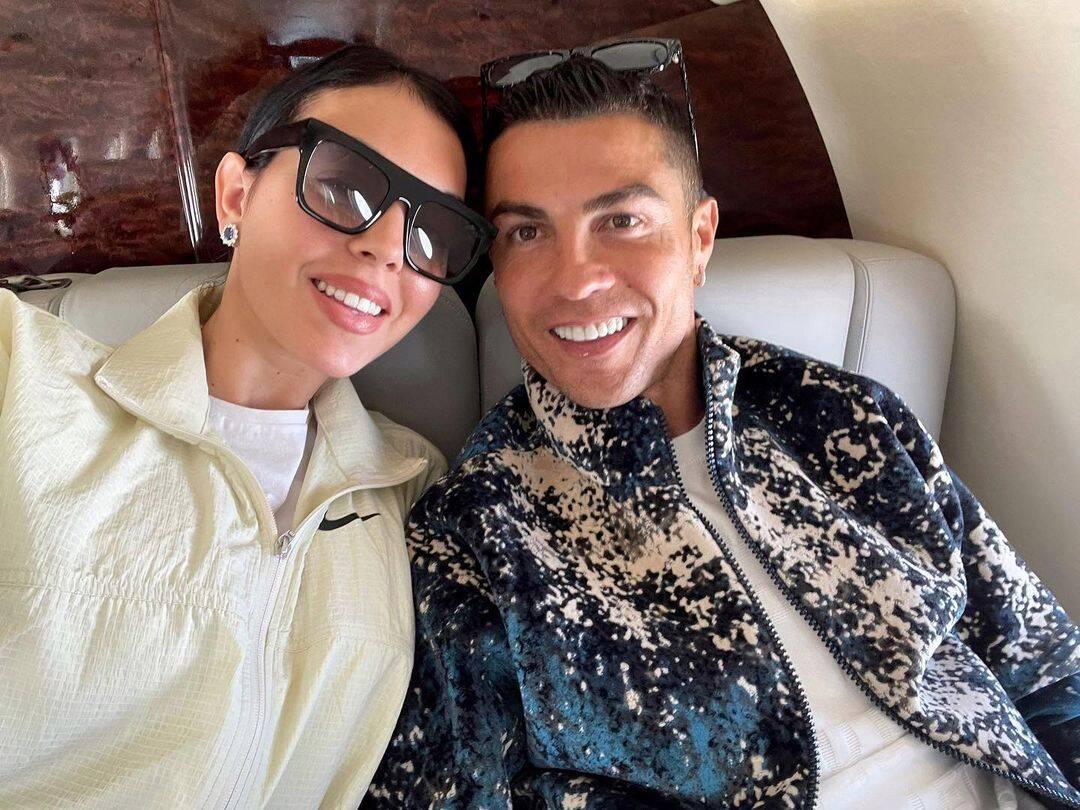O jogador de futebol Cristiano Ronaldo recebeu US$ 120 milhões (Foto: Instagram)