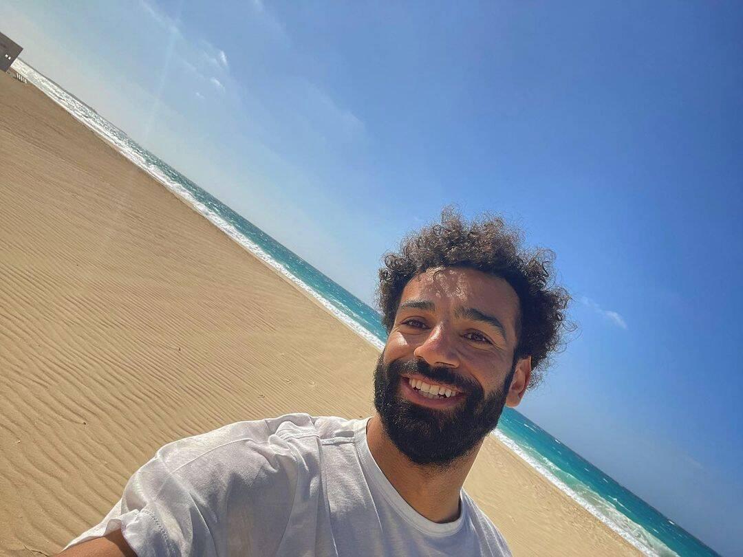 Jogador de futebol Mohamed Salah recebeu US$ 37,5 milhões (foto: instagram)