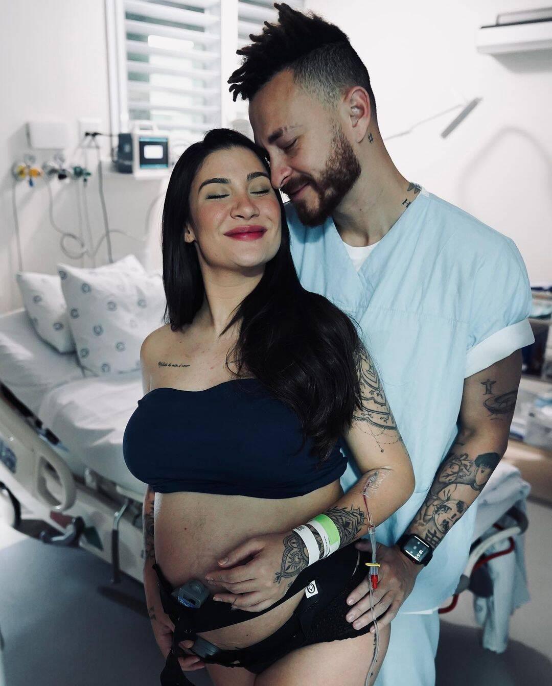Cris é fruto de seu relacionamento com Bianca Andrade. (Foto: Instagram)