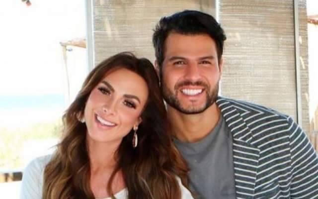 Chegou ao fim o casamento de Nicole Bahls e Marcelo Bimbi (Foto: Instagram)