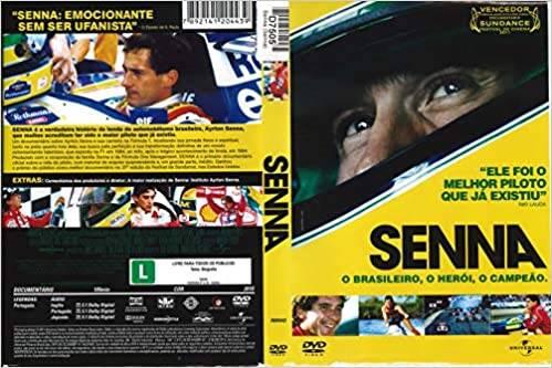 Senna: O Brasileiro, O Herói, O Campeão - Um documentário sobre o maior piloto brasileiro de Fórmula 1, Ayrton Senna, que ganhou o campeonato mundial três vezes antes de morrer tragicamente aos 34 anos de idade. (Foto: Instagram)