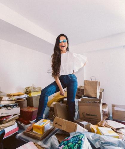 Juliette já fechou grandes contratos publicitários (Foto: Instagram)