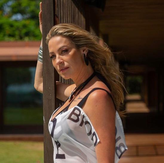 Luana Piovani reclama de viagem dos filhos ao Brasil (Foto: Instagram)