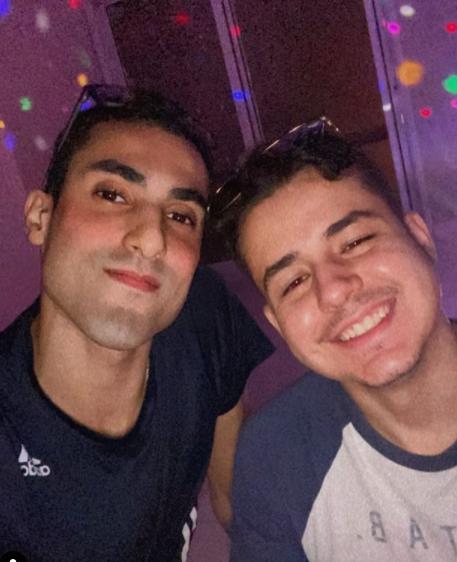 Douglas Souza é o jogador de voleibol que viralizou no Twitter. (Foto: Instagram)