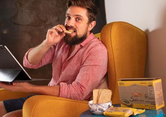 Rafael Cardoso ama culinária e sempre divide seus pratos com seus seguidores (Foto: Instagram)