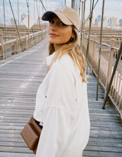 Sasha morou alguns anos nos Estados Unidos para fazer faculdade (Foto: Instagram)