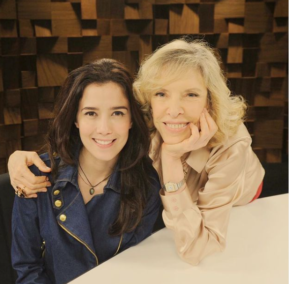 Marjorie Estiano fez sucesso estrelando a série 'Sob Pressão', seriado médico produzido pela Globo (Foto: Instagram)