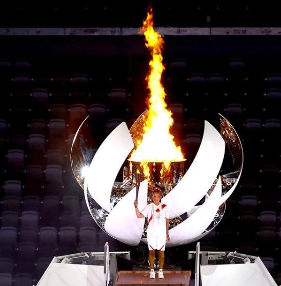As Olimpíadas de Tóquio começaram na sexta-feira (23) (Foto: Instagram)