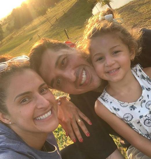 Sidão e Dani Lins (Foto: Instagram)