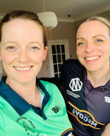 Helen e Kate Richardson-Walsh(Foto: Instagram)