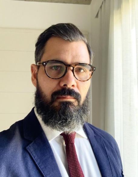 O ator criticou também Armando Babaioff, que pediu vaga em alguma novela por já ter sido vacinado(Foto: Instagram)