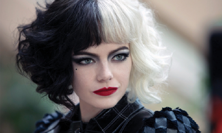 Além dos elogios ao look, os internautas repercutiram o erro de Ana Maria ao trocar o nome de Emma Stone por Emma Thompson. (Foto: Divulgação)