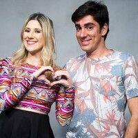 Dani Calabresa e Marcelo Adnet Não segue: Ambos não se seguem (Foto: Pinterest)