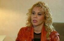 Na época, a cantora revelou ter vivido em um relacionamento abusivo, além das traições e violência doméstica. (Foto: Globo)