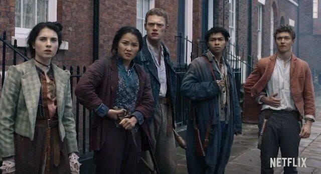 Os Irregulares de Baker Street – Netflix Outra série da Netflix que não receberá segunda temporada é Os Irregulares de Baker Street (Foto: Divulgação)