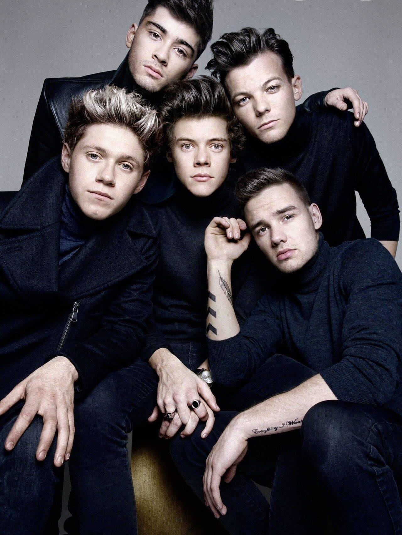 Simon Cowell decidiu juntá-lo com outros meninos, formando uma das boybands mais famosas de todos os tempos. (Foto: Divulgação)