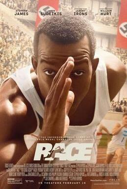 Race - A história de Jesse Owens, atleta americano que superou o racismo e não só participou dos Jogos Olímpicos de Berlim em 1936, em pleno regime nazista, como conquistou quatro medalhas de ouro. (Foto: Instagram)