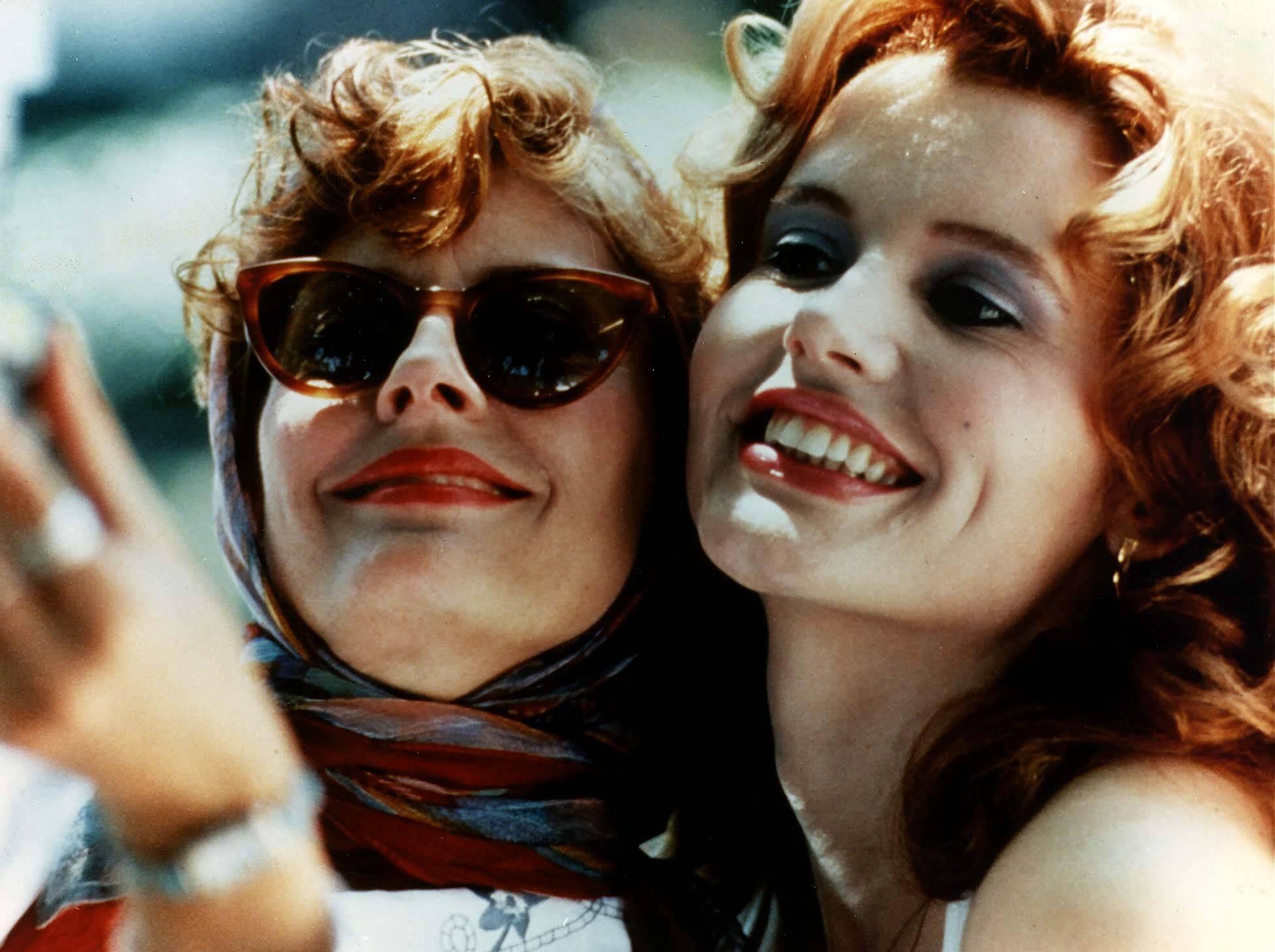 Thelma e Louise (Foto: Divulgação)